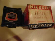 Vintage NIEHOFF Ignition Coil FF-177 1940-1950 Ford