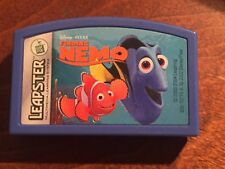 Leap Frog Leapster FINDING NEMO Game Cartridge Only