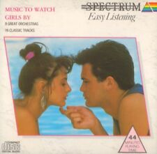 Various Easy Listening(CD Album)Music To Watch Girls By-Spectrum-U4028A-VG