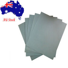 10X Abrasive Sandpaper 5000 Grit Dry Wet Waterproof Polishing Sand Paper JX01