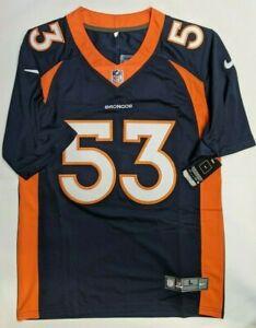 NWT NFL Nike Denver Broncos 'On Field' Jersey #53 Bill Romanowski *Please Read*
