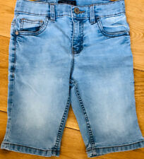 NEXT Denim Jeans Shorts / Kurzehose ★ Gr 128 (8Y) ★ wie NEU ★ 100% Baumwolle