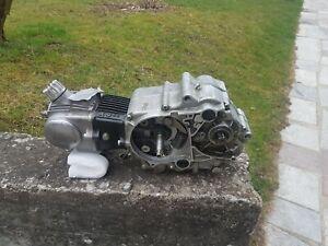 Honda Monkey Motor Z 50 J, wenig gelaufen aber unvollständig, guter Zustand