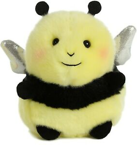 "Aurora - Rolly Pet - 5"" Bee Happy"