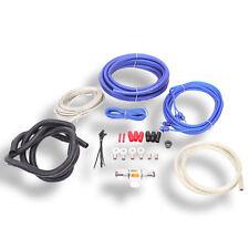 Stinger SS1200XS OFC Oxygen Free Copper Amplifier Wiring Kit 4AWG Gauge 1200Watt