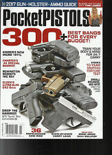 BUYER GUIDE'S  ANNUAL, POCKET PISTOLS MAGAZINE,    ISSUE, 2017     ISSUE # 191