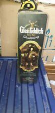 Vintage Glenfiddich Single Malt Whisky Tin Advertising interesting scottish box