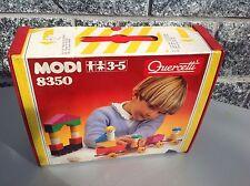 Vintage Quercetti Modi 8350 Like Duplo Nib Nuovo In Box Costruzioni