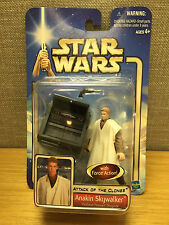 Hasbro Star Wars Attack Of The Clones - Anakin Skywalker Outland Peasant New!