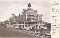 Postcard Seaside Hotel Atlantic City NJ