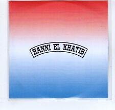 (GP99) Hanni El Khatib, Pay No Mind - DJ CD