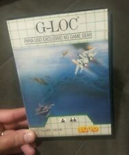 G-Loc Game Gear Tectoy (Brazilian Edition)