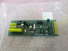 Nissin NIC-03400-0 PC Control Board, Arc, Telemeter, NIC-033979, 5-3001-302A