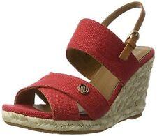 Sandali e scarpe rosse Wrangler per il mare da donna