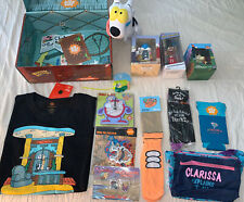 The Nick Box Full Box Of Random Items From Previous Boxes