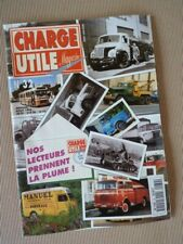 Charge Utile n°32, Willème, Ivéco, Saviem SC10, STCRT, RATP 1960-69, Pacaud et B