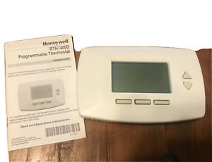 Used Honeywell RTH7400D Programmable Thermostat