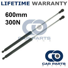 2X Universal postes a gas Springs Multi Fit Para Conversión Kit Para Coche 600MM 60CM 300N