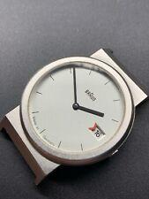 Vintage 1980s NOS Braun AW50 By Dieter Rams Wristwatch
