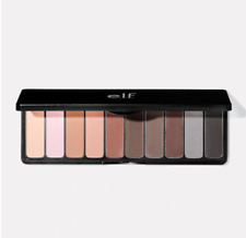 ELF E.L.F. Mad for Matte Eyeshadow Palette - Nude Mood#83325 ! NO BOX