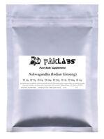 PURE Ashwagandha Indian Ginseng 1/2 1 2 5 lb BEST PRICE & QUALITY USA SHIPPING