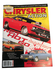 Chrysler Action Magazine Issue 01 - Valiant/RT Charger/Drifter/Pacer/GLX/Regal/