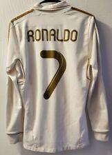 Real Madrid Ronaldo 11/12 Home Jersey / Shirt - (Size S)