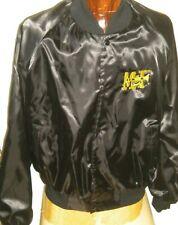 Maynard Ferguson Big Bop World Tour black satin jacket Xl 2001