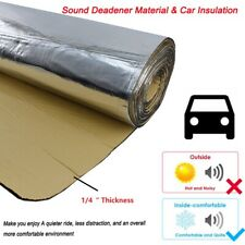 Car Insulation Sound Deadening Material Road Noise Control Blocker 65