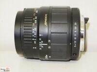 Sigma Macro 1:2 Zoom Objektiv 28-80mm 1:3,5-5,6 für Pentax-Bajonett Autofokus