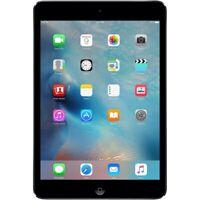 Apple iPad Mini 2 Wi-Fi + Cellular -16GB 32GB 64GB 128GB - Space Gray - Silver