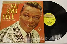"""Charlie Francis - Hits Made Famous By Nat King Cole LP 12"""" (G)"""