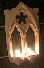 Latex Mould for making this Gothic rustic mirror/picture frame candle holder