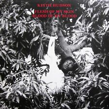 KEITH HUDSON - Flesh Of My Skin Blood Of My Blood LP - Basic Replay Channel -NEW