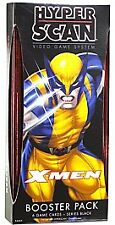 NEW HyperScan Video Game System X-MEN 6 Card Booster Pack Series