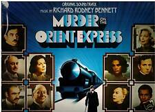 Murder On The Orient Express - 1974 Soundtrack-Record LP