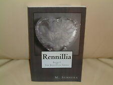 Rennillia  Book 1  signed on the Title Page by M Sembera