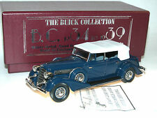 Brooklin Models BC 008a, 1934 Buick Phaeton Model-98C, Empire Blue, 1/43