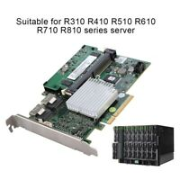 For R310 R410 R610 R710 C2100 C1100 H700 512MB/1GB Cache Server Array Raid Card