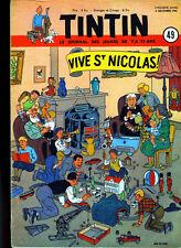 TINTIN    n°  49     du  6  décembre 1950