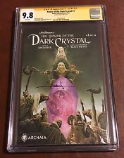 JIM HENSON'S POWER OF THE DARK CRYSTAL #1✳1st PRINT✳CGC SS 9.8✳SIGNED BY JAE LEE