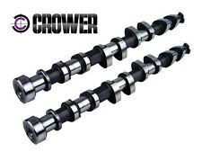Crower Stage 2 Turbo Camshafts for 2003-06 Ford Focus 2.0/2.3L Duratec DOHC