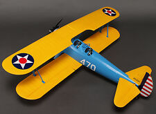Unique EPO RC Airplane Model Stearman PT-17 Remote Control Plane KIT