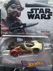 Star Wars Hot Wheels NIEN NUNB Character Car First Appearance DIE-CAST