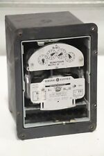GE General Electric 700X63G90 2-Station WattHour Meter 120V 3w 60Hz
