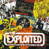 The Exploited - Punk Singles And Rarities: 1980-1983 (NEW CD)