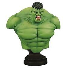 MARVEL ICONS NEW!! THE Incredible HULK Mini-BUST STATUE AVENGERS Movie iron man