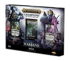 Warhammer Age Of Sigmar Champions Warband Collectors Pack Series 2 - englisch