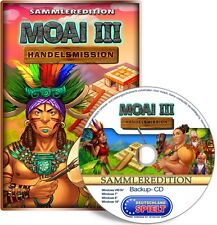 Moai 3 - Handelsmission - Sammleredition - PC - Windows VISTA / 7 / 8 / 10