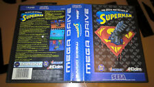 ## SEGA Mega Drive - The Death and Return of Superman / original MD Spiel ##